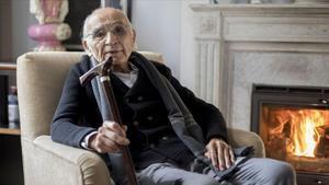 El poeta valenciano Francisco Brines, premio Cervantes 2020