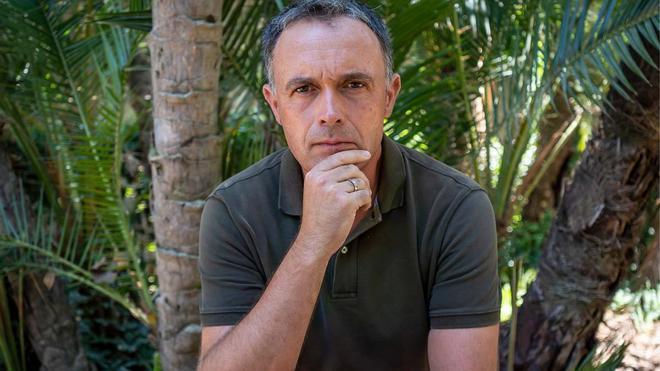 """Mikel Ayestaran, periodista: """"Ir a Jerusalén es imprescindible para entender una ocupación en el siglo XXI"""""""