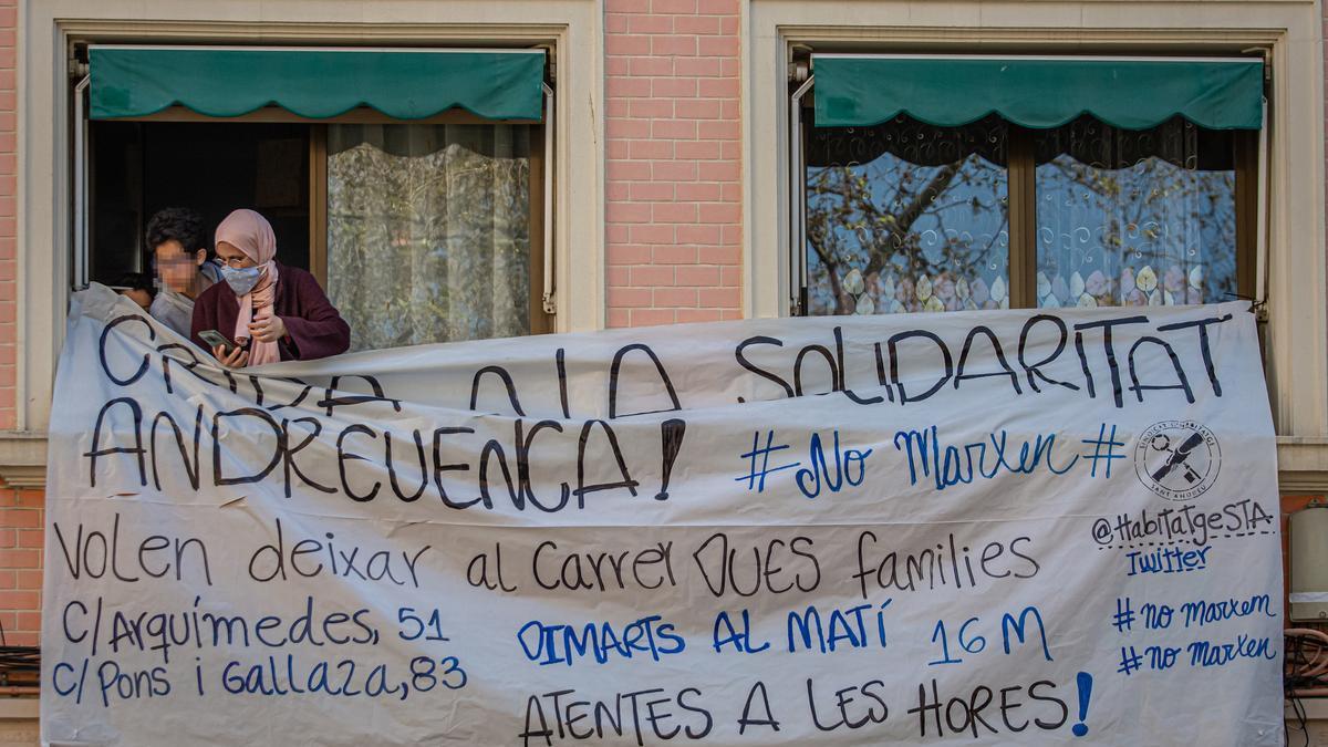La ONU interviene para paralizar desahucios en Barcelona