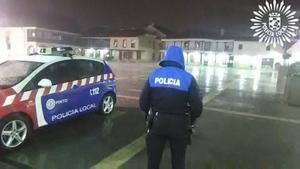 Policía Local de Pinto.