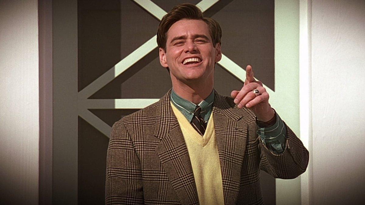 Jim Carrey, en 'El show de Truman'