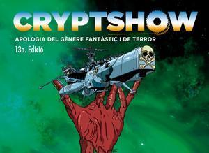 Cartel delCryptshow Festival 2019.