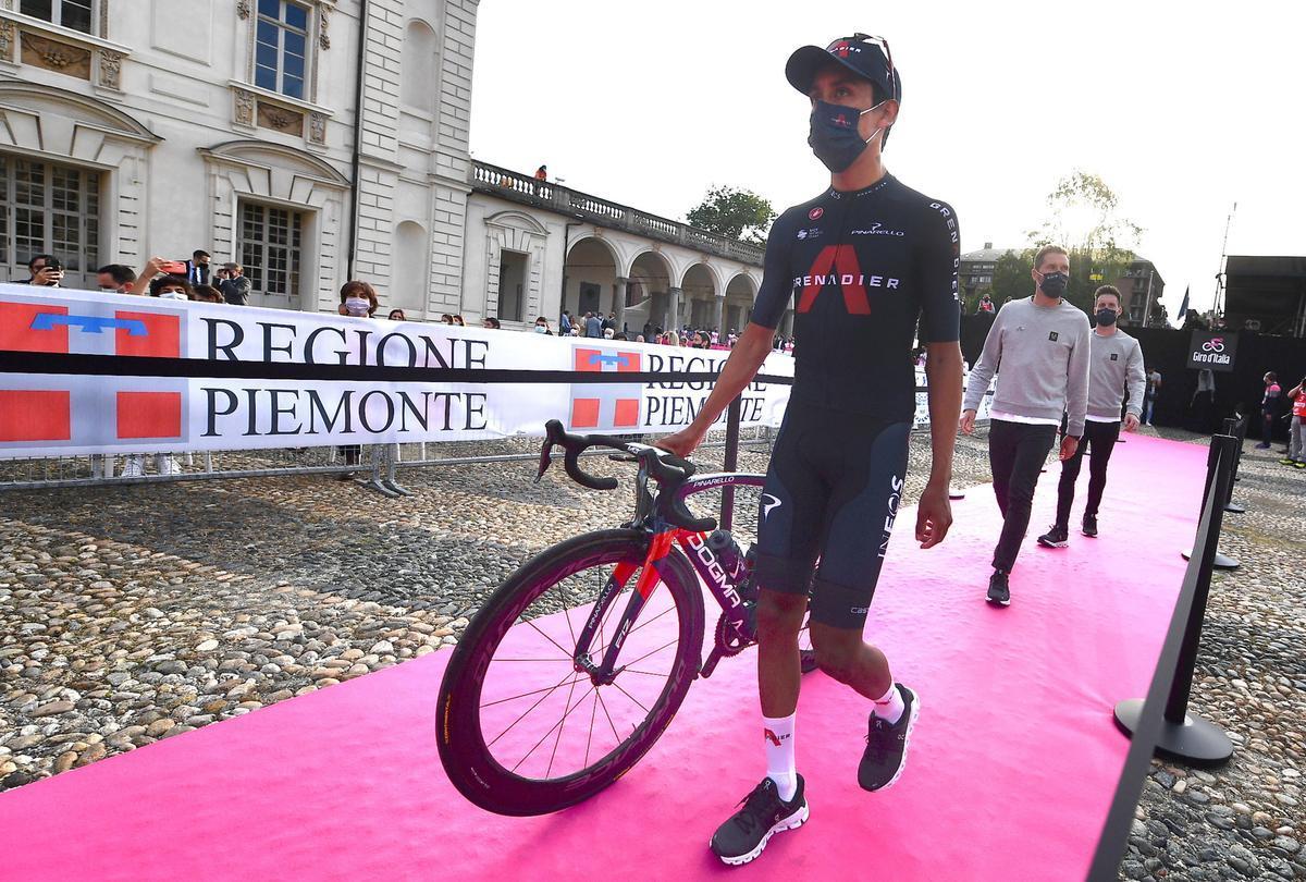 Equips i dorsals de tots els corredors del Giro d'Itàlia 2021