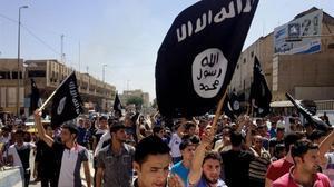 Simpatizantes del Estado Islámico en Iraq en una imagen de archivo.