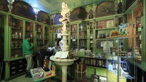 La histórica Herboristeria del Rei, una de las tiendas que ofrecen experiencias a los potenciales clientes.