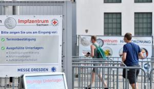 Vacunaciones en Alemania
