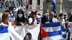 Els EUA defensen el dret a manifestar-se pacíficament després de les protestes de Cuba