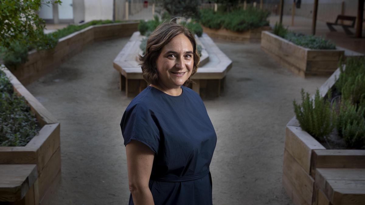 Entrevista amb Ada Colau: «El lideratge de Yolanda Díaz és millor que el de Pablo Iglesias per aquest moment»
