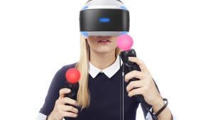 Playstation VR, el casc de realitat virtual de Sony, costarà 399 euros