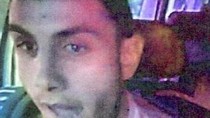 Imagen facilitada por la policía de Omar Abdel Hamid El-Hussein, autor de los tiroteos en Copenhague.