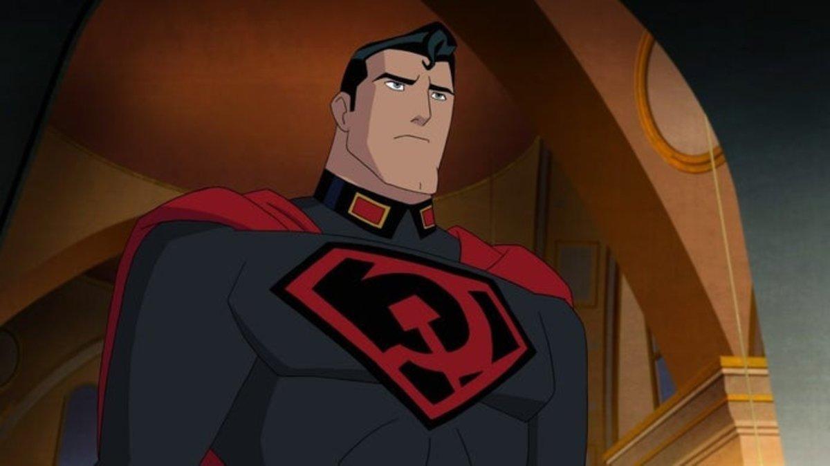 'Superman, hijo rojo': el superhéroe marxista