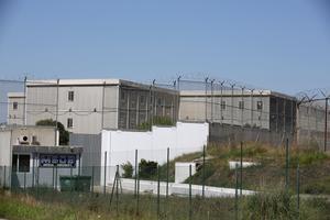 Imagen exterior de la cárcel de Quatre Camins, en La Roca del Vallès.