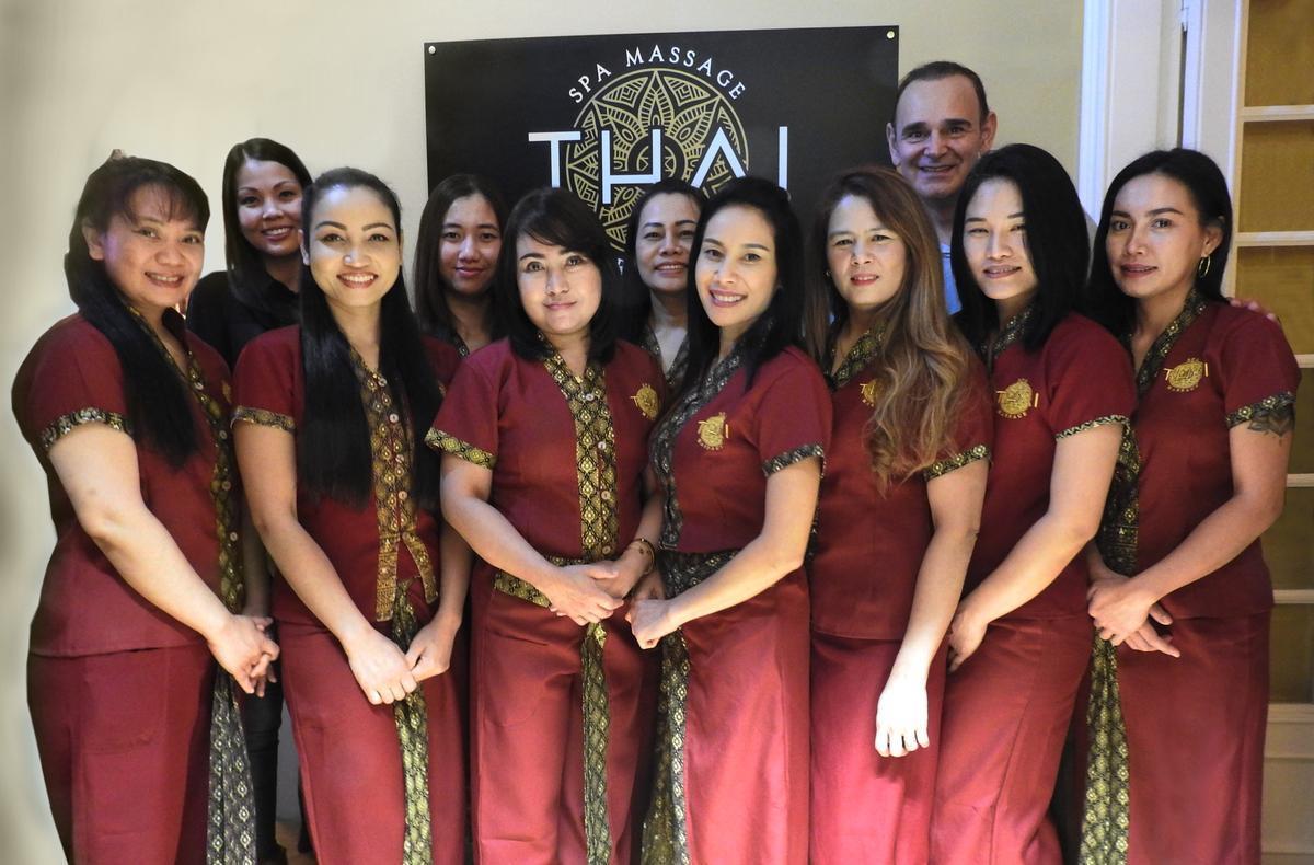 «Thai Spa Massage Barcelona. Un racó de Tailàndia en ple centre de Barcelona»