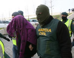 Operación contra la banda latina Los Trinitarios en Tarragona y Salou, en 2014.