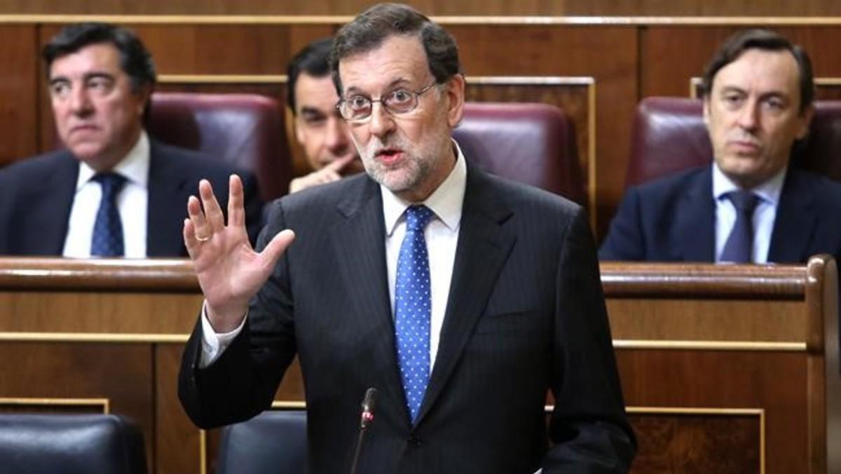 El PSOE vota 'No' a la propuesta de Rivera para apoyar a Rajoy frente al 1-O en Catalunya.