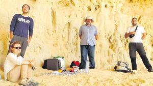 Dos científics troben 'or tecnològic' al subsol marí de Fuerteventura