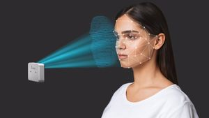 Una solución de reconocimiento facial de Intel.