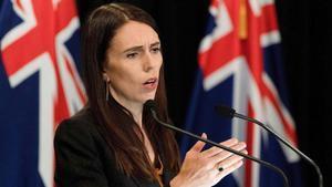 Nueva Zelanda crea una comisión para investigar el atentado supremacista a las mezquitas. En la foto, la primera ministra, Jacinda Ardern.