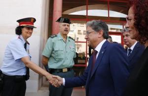 Millo assegura que la Generalitat va rebutjar l'accés a l'Europol acceptat per l'Ertzaintza