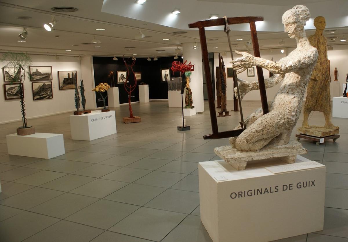 Exposición 'Manuel Cusachs. Exposició retrospectiva (1947-2017)' en Mataró.
