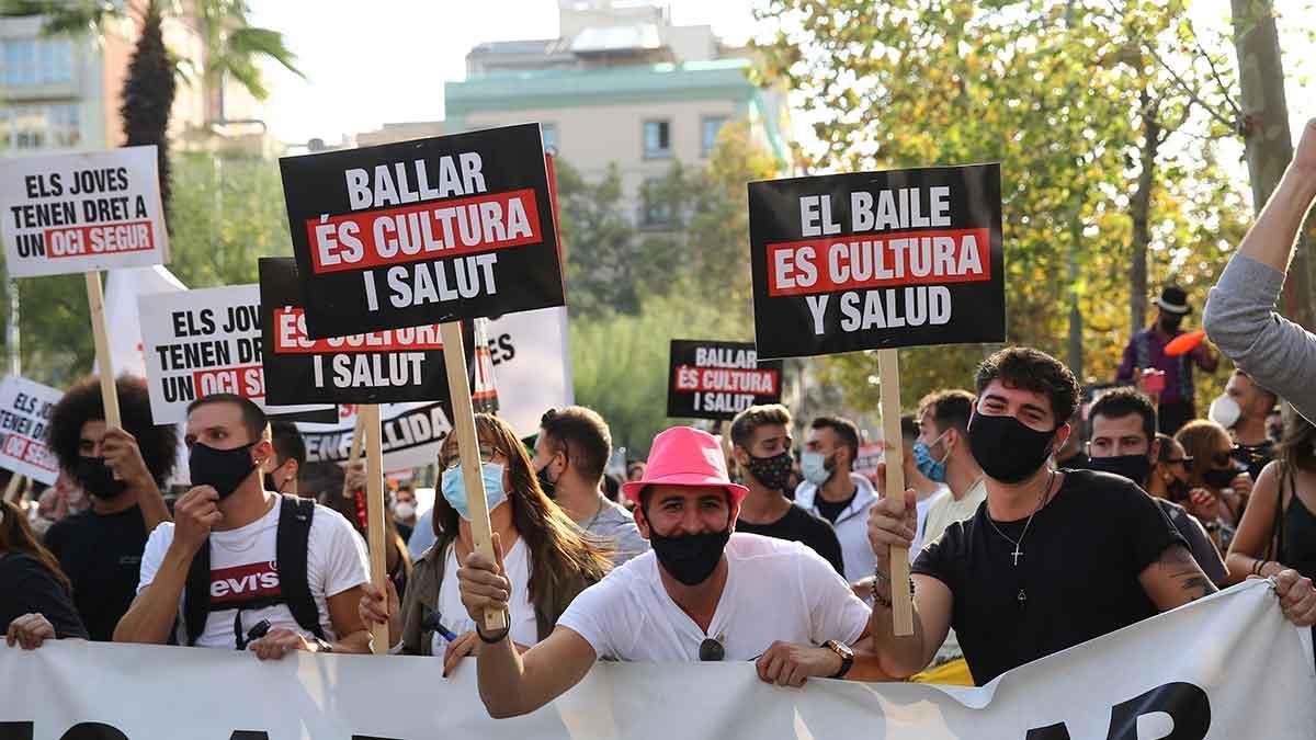 La patronal pide la apertura inmediata de pubs, bares musicales y discotecas en Catalunya