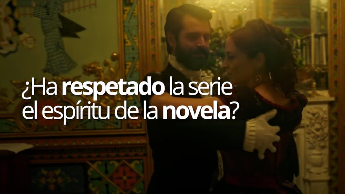 María Dueñas contesta: ¿Ha respetado la serie el espíritude la novela?