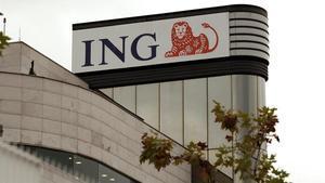 Sede de ING en la localidad madrileña de Las Rozas.