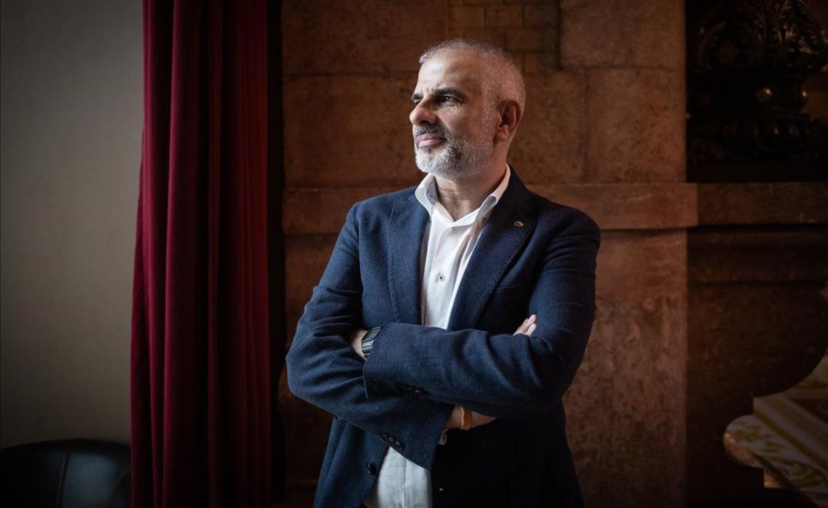 Carlos Carrizosa.