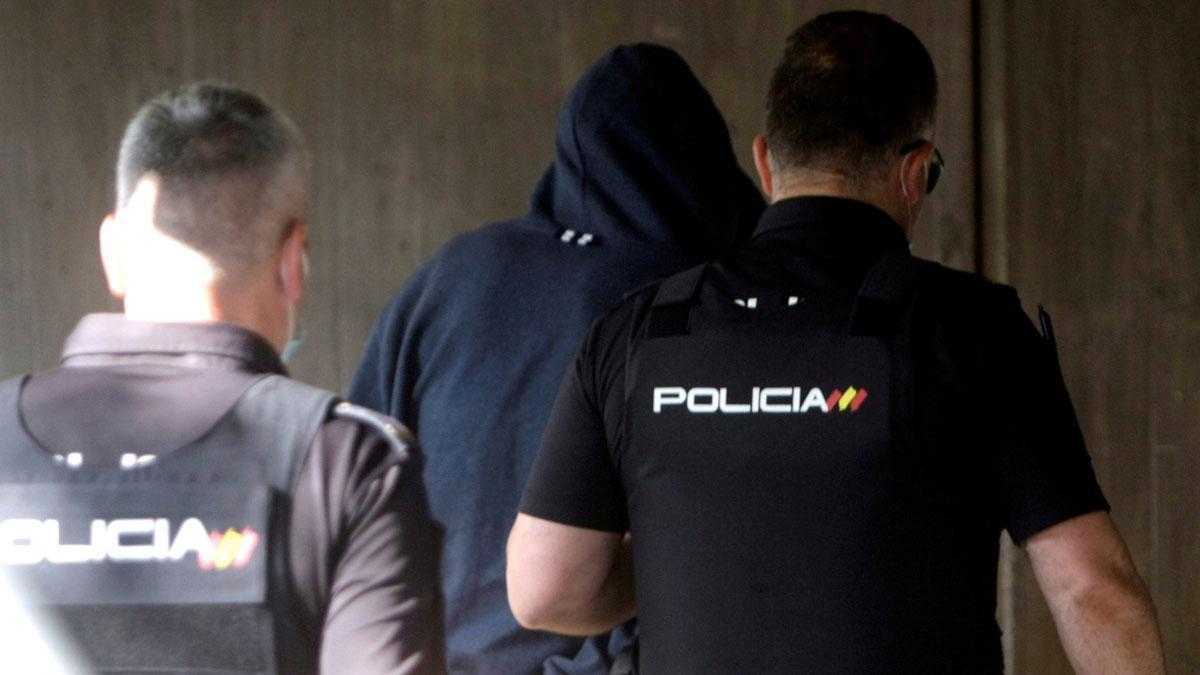 Los cuatro detenidos por la paliza mortal a Samuel pasan a disposición judicial.