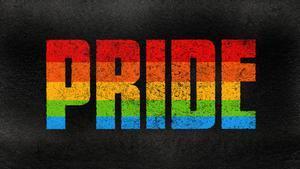 El logo de la serie documental 'Pride'.