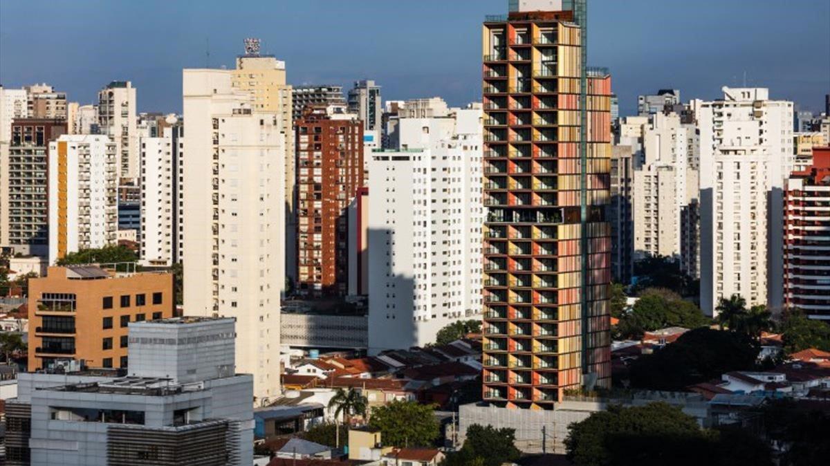 La Torre Itaim, en Sao Paulo.