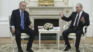 Rússia i Turquia pacten un nou alto el foc al nord de Síria