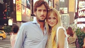 Alba Carrillo y Feliciano López, cuando eran pareja.