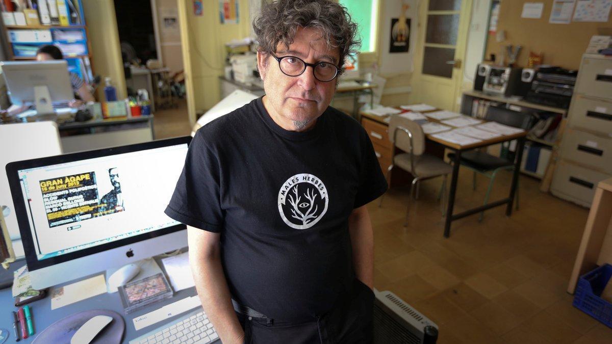 Víctor Nubla, en el 2013