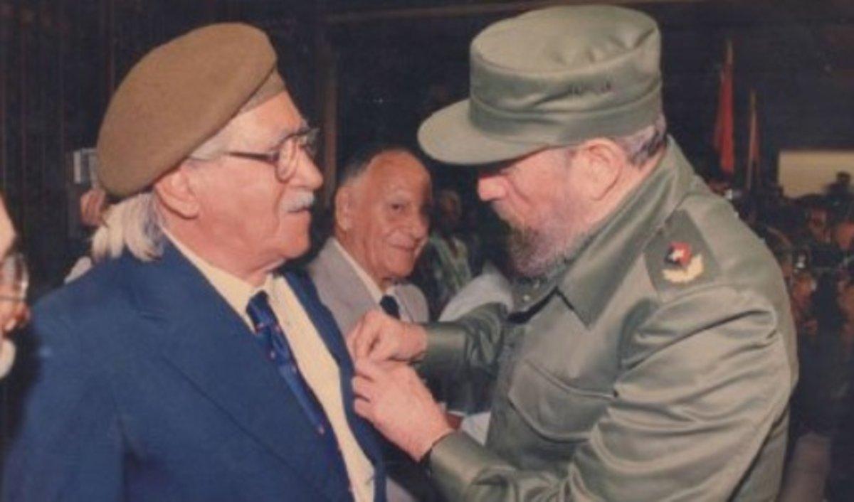 Salvador Wood falleció a los 90 años.