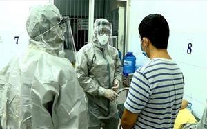 Personal médico de Vietnamatiende casos del coronavirus deWuhan.