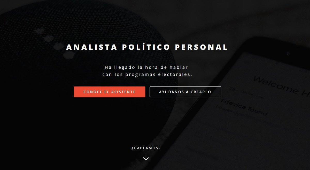 Open Manifesto Project, una iniciativa para el empoderamiento y la participación electoral