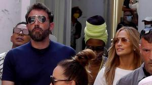 Jennifer López y Ben Affleck pasean su amor por Capri