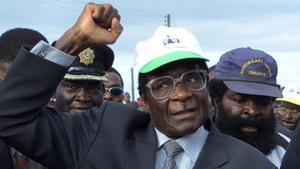 Fallece el ex-presidente de Zimbabue Robert Mugabe.