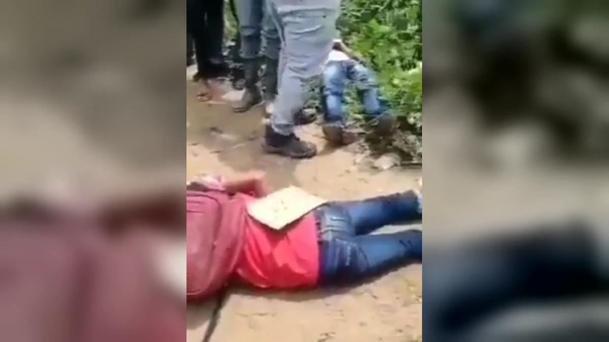 Conmoción en Colombia por la ejecución de dos adolescentes venezolanos sorprendidos robando