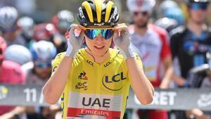 Tour de França: Pogacar no dorm bé però fa perdre el son als altres