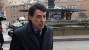 El expresidente de la Comunidad de MadridIgnacio González.