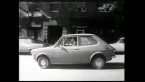 Trànsit recorre a un anunci de 1973 per insistir en l'ús del cinturó de seguretat