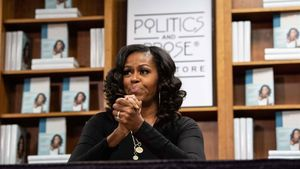 Michelle Obama està deprimida i ho atribueix a Trump