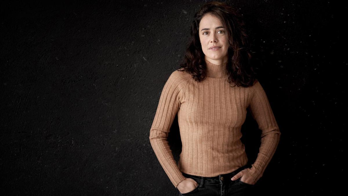Patricia López Arnaiz, la semana pasada.