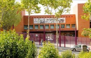 La escuela de Mollet del Vallès donde trabajó el pederasta hasta que se descubrió que tenía antecedentes.