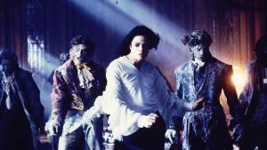 Michael Jackson en una escena de 'Ghosts'.