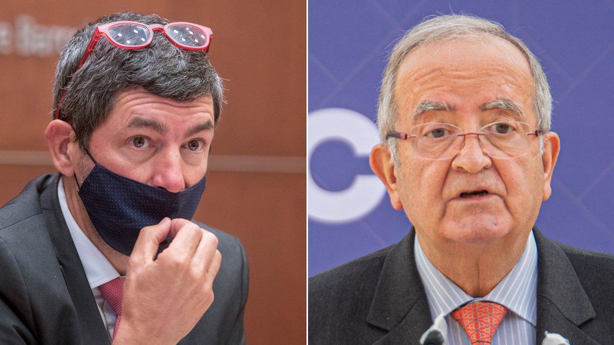 Pimec es querella contra el president de la Cambra de Barcelona