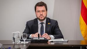 Pere Aragonès apuesta por entrar en el capital de las multinacionales.