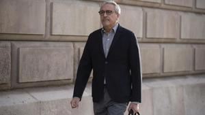 El abogado Xavier Melero.